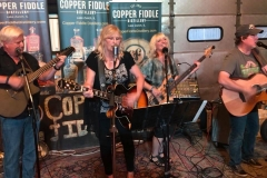 August 10, 2018 - Copper Fiddle